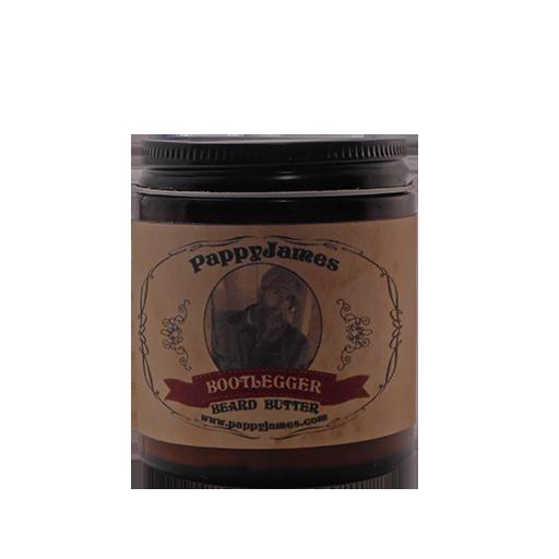 Bootlegger Beard Butter 4oz Jar